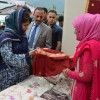 CM visits stalls set up by Umeed SHG members, appreciates their efforts