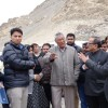 Dy CM reviews progress on Leh beautification works, AMRUT project