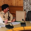 Div Com reviews stock, supply position of Ladakh region