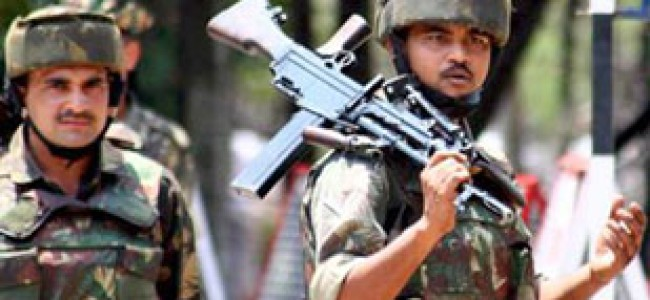 Restrictions imposed around encounter sites in Baramulla