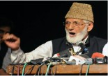 India following 'obsessive dogma' on Kashmir: Geelani