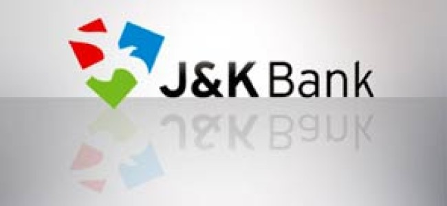J&K Bank elevates 2 officers as Executive Presidents, promotes AE's and BA's