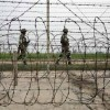 Gunfire traded between India Pak in Poonch, one injured