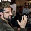 Mirwaiz continues to be under house arrest