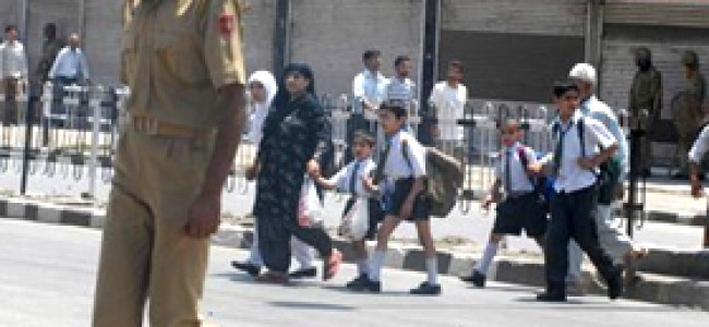 Class work in HSSs, colleges to remain suspended in South, Central Kashmir on June 1
