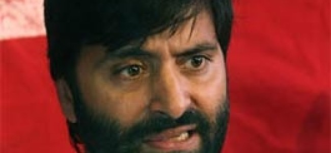 JKLF condemns 'ongoing genocide of Kashmiris'