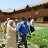 Div Com reviews facilities at the school