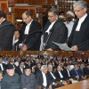 Chief Justice administers oath to newly appointed judges of JK High Court