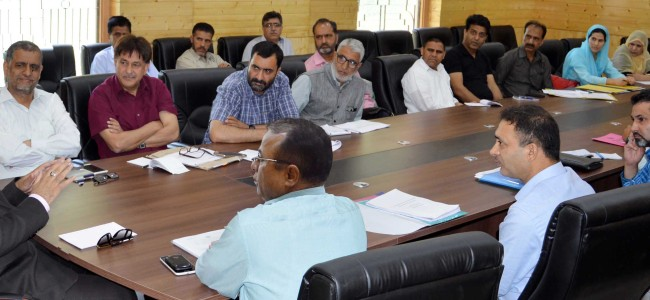 Information Department to have Creative Wing for designing, disseminating advt campaigns