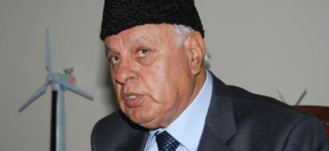 Distinct identity 'article of faith' for people of all three regions: Farooq