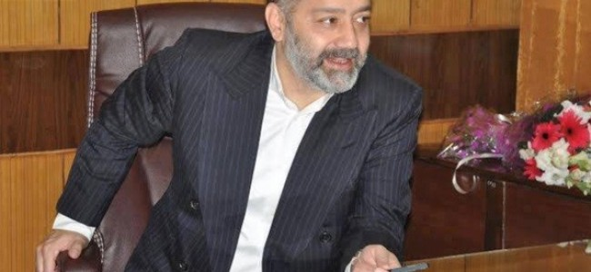 Massive infrastructure coming up in JK for sports promotion: Imran Ansari