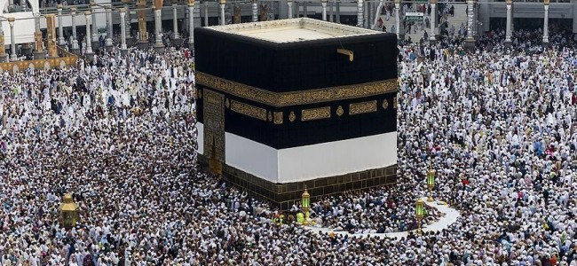 7th batch of 304 Hajj pilgrims leave for Saudi Arabia