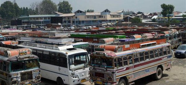 Intelligent traffic management in Srinagar likely to get delayed