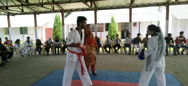 Army's Tongil Moo Do program, 70 participants join the event