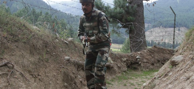 One person injured in cross LOC gunfire in Tangdhar Kupwara