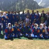 440 students participate in five day Camporee