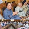 Zulfkar visits Tulail, reviews stock, supply position of food grains