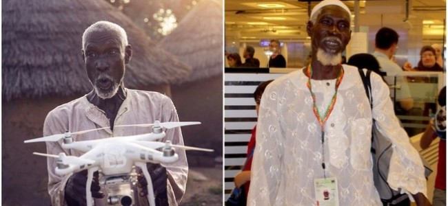 'Can drone take me to Mecca' Turkey arranges Hajj pilgrimage for the poor man