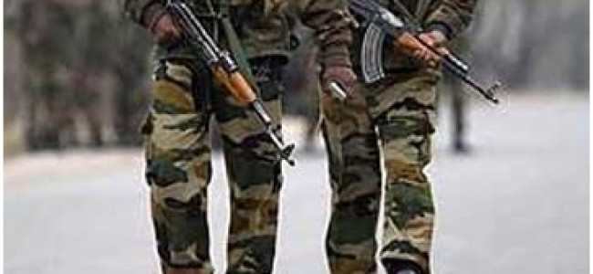 Sopore gunfight: One militant body recovered, searches continue