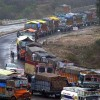 Mess on highway leaves commuters fuming, children suffer