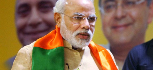 Modi spends 2 hours on Diwali with soldiers in Gurez