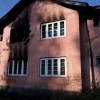 Two offices gutted in fire, records damaged