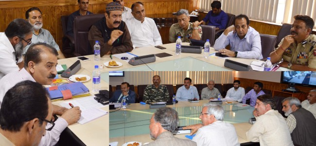Ensure availability of quality Spray Oils to fruit growers: Basharat Bukhari