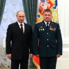 Russia's Lieutenant General killed by IS mortar