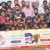 RCC Shalbugh wins TCI North Kashmir Invitational cup 2017