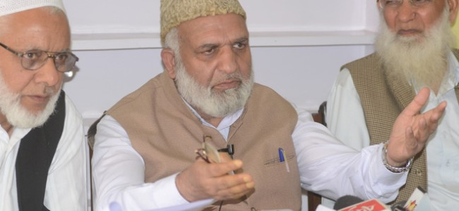 Jamat e Islami tells cadres be prepared to help