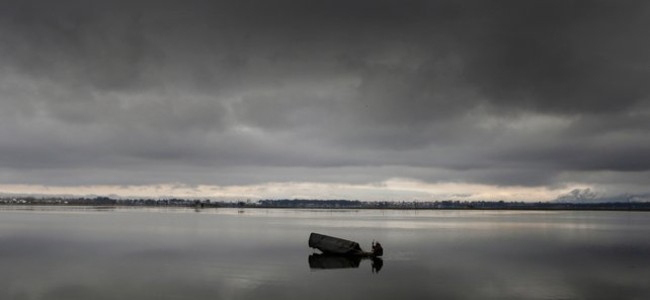 No rainfall this week, weather to remain cloudy in Kashmir: MeT