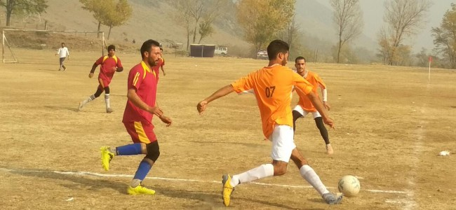 Ganderbal Sports Festival enters final stage