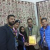 Div Com, DC Sgr honored by J&K SBS&G on National Foundation Day