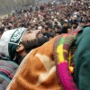 Thousands attend funeral prayers of slain militants in North Kashmir