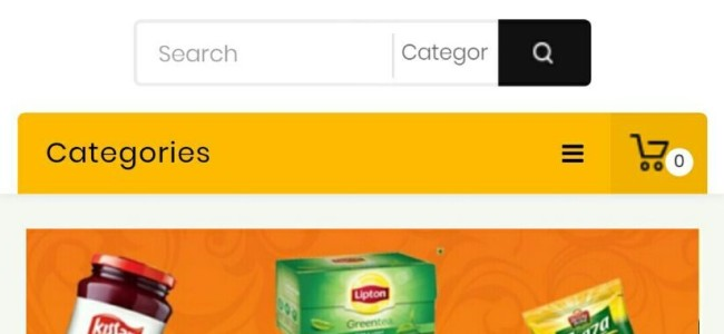 Innovative Online Supermarket launched in Srinagar, offers home delivery services