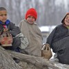 Overnight cloud cover pushes up night temperatures in Kashmir