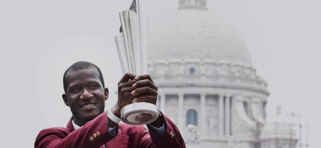 When people call West Indies names, they bounce back firing: Darren Sammy