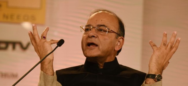 Indian economy recovering from 'temporary blip': Jaitley