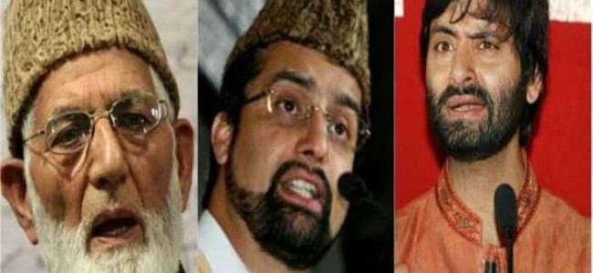 JRL condemns 'masked elements' attempt to 'desecrate' pulpit of Jamia Masjid