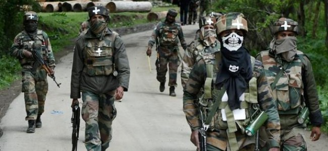 Jammu: 3-4 persons in combat gear spotted in night, forces lay nakas in Hiranagar