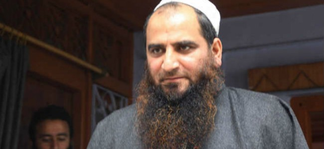 Masrat Alam slapped with 36th PSA, shifted to Jammu jail