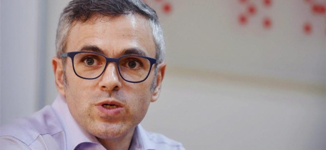 Will scrap PSA and won't leave a trace of this law: Omar Abdullah