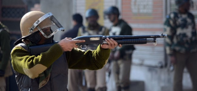 Unknown persons overpower cop, snatch rifle in Lolab