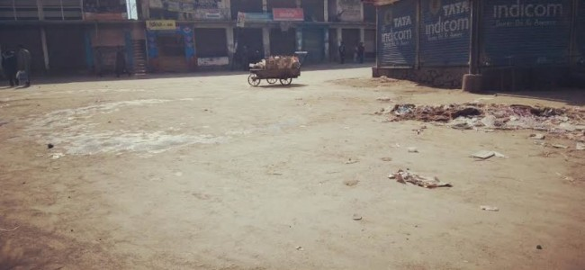 Tral shuts on second day against militant's killing