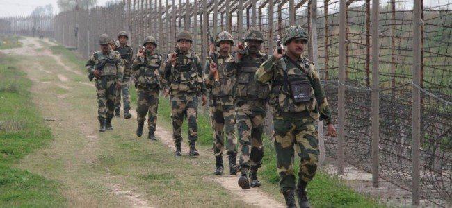 Ind-Pak guns roar at border: Death toll 5 including Four civilians, BSF trooper