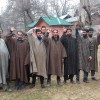 CPW protest in Tral, demand regularisation