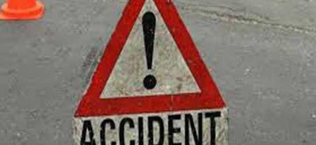 Motorcyclist, pillion rider killed in Ganderbal