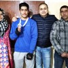 Budgam boy aspiring to become 'India's Bruce Lee' wins silver medal in Delhi event