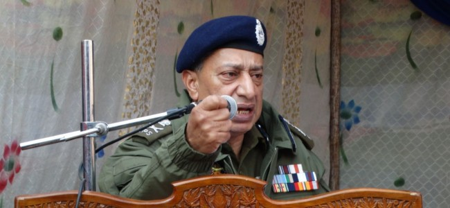 DGP praises cops, says they have brought laurels