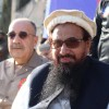 India to 'strongly' take up Palestinian envoy's presence in Hafiz Saeed rally